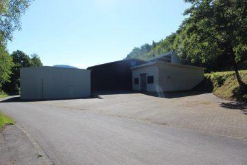 Großzügige Produktionshalle mit Büroflächen und separater Kalthalle zu mieten!, 57520 Niederdreisbach, Produktion